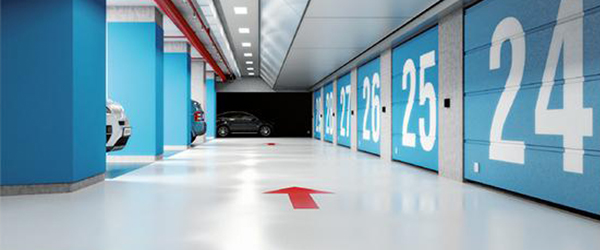 parkeringsanlegg